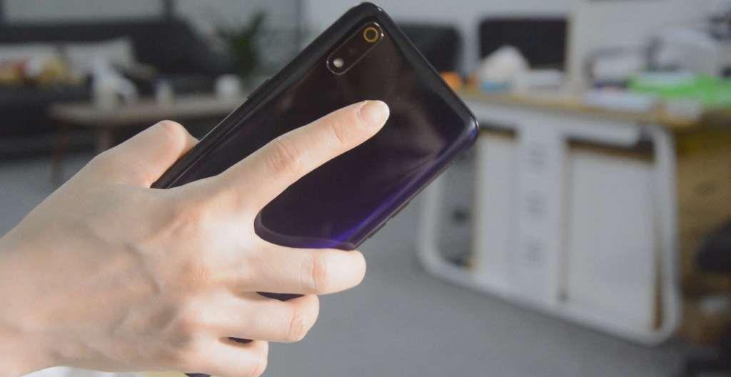 Realme 3 Pro بصمة اصبع