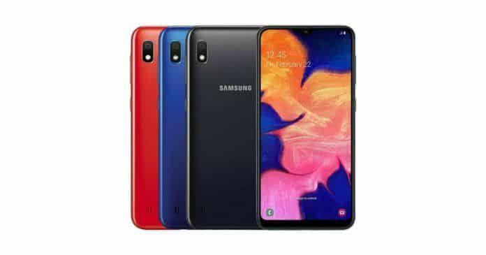 مواصفات Samsung Galaxy A10s