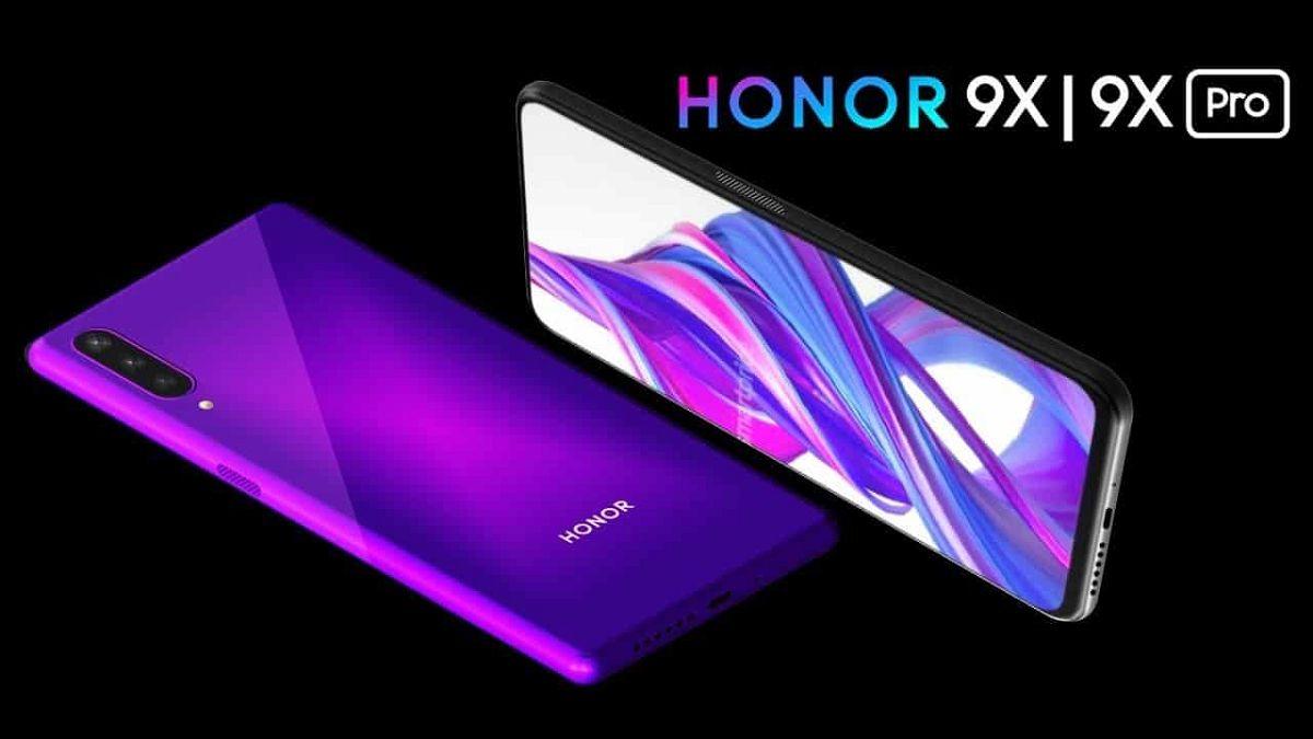 مواصفات هاتف Honor 9X Pro