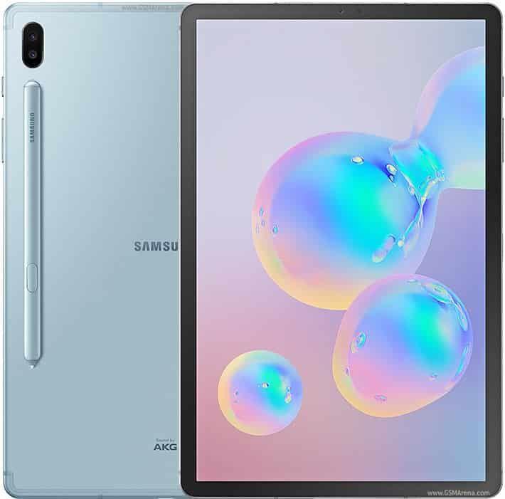 مواصفات Samsung Galaxy Tab S6