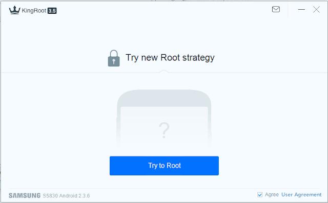 شرح استخدام برنامج king root للكمبيوتر