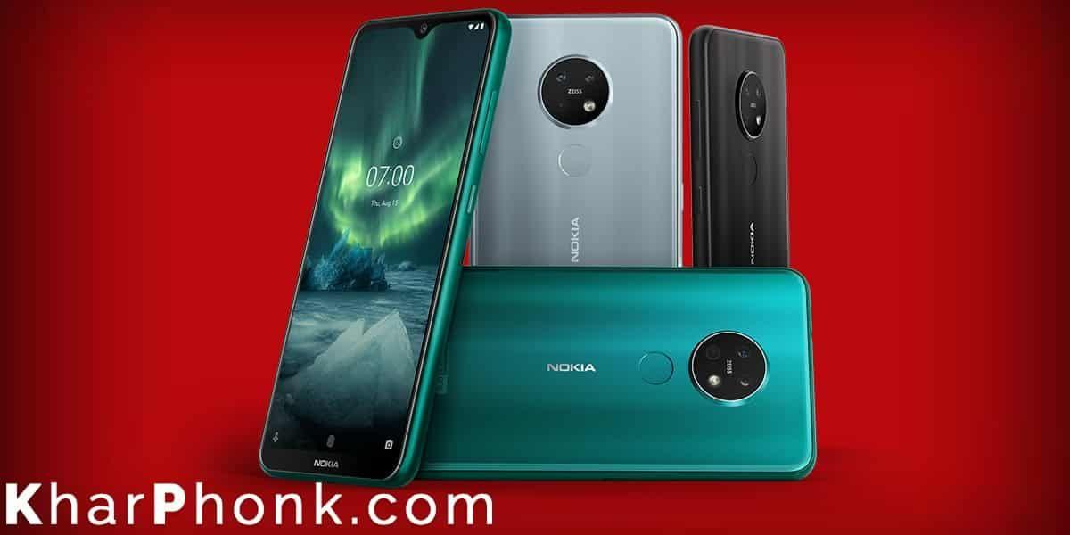 Nokia 7.2 سعره ومواصفاته وأهم مميزات وعيوب الهاتف 2019