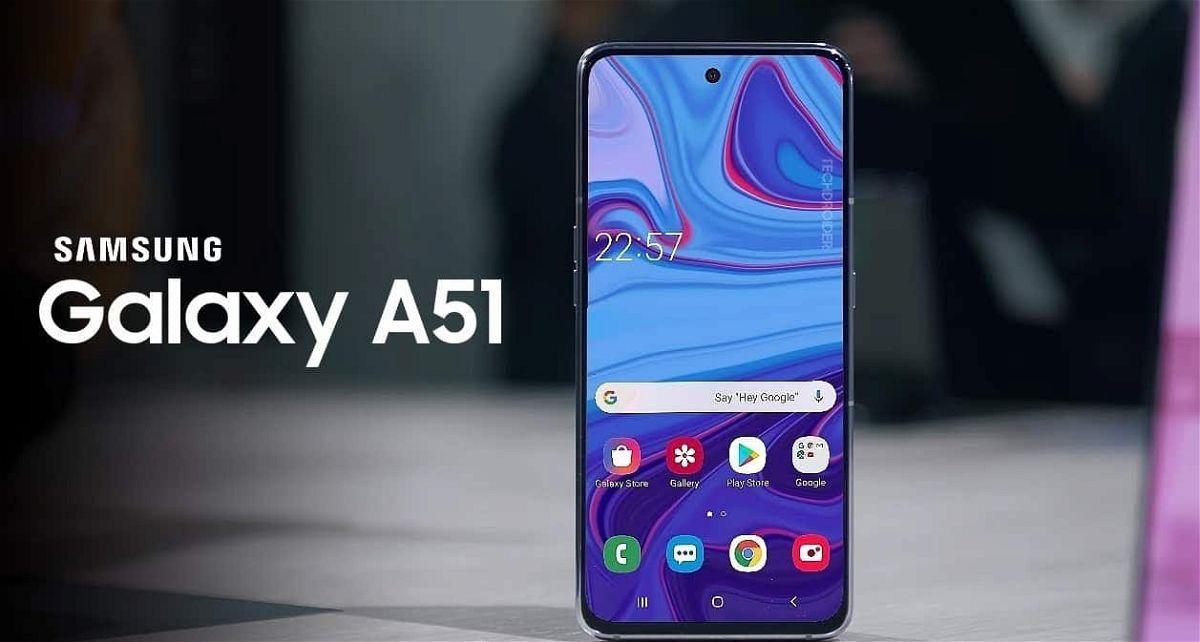 سعر ومواصفات Samsung A51 القادم قريباً