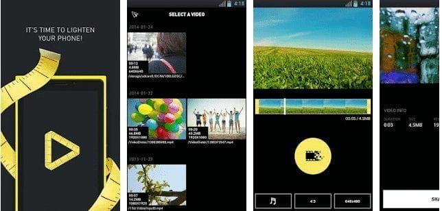 أفضل تطبيقات ضغط الصور و الفيديو للأندرويد