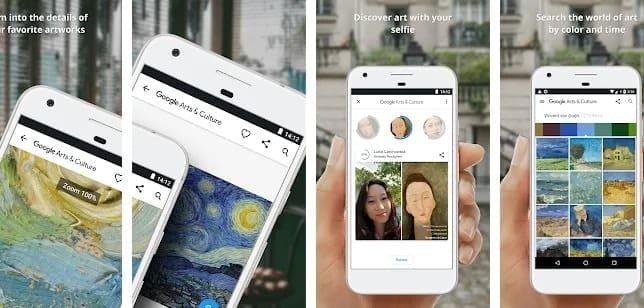 تطبيق Art Transfer الجديد من جوجل لتحويل صورك الي لوحة فنية
