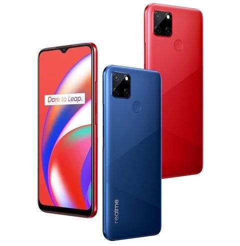 هاتف ريلمي الجديد Realme C12