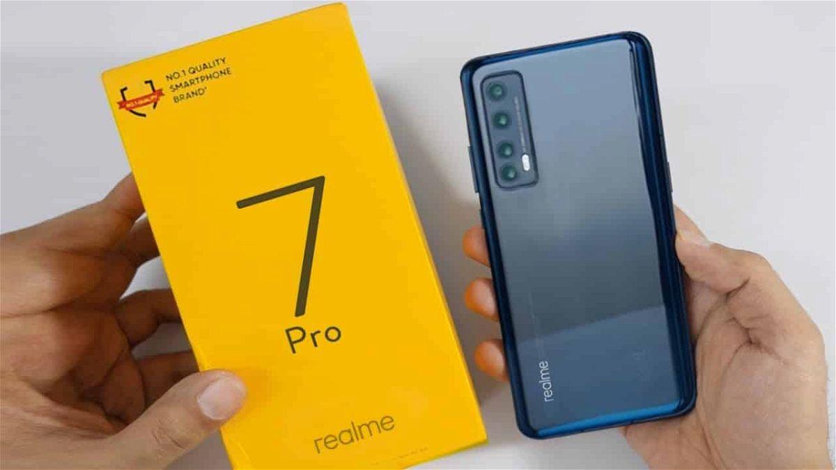 سعر ومواصفات ريلمي 7 برو – realme 7 pro هاتف متكامل ولكن .. !!!