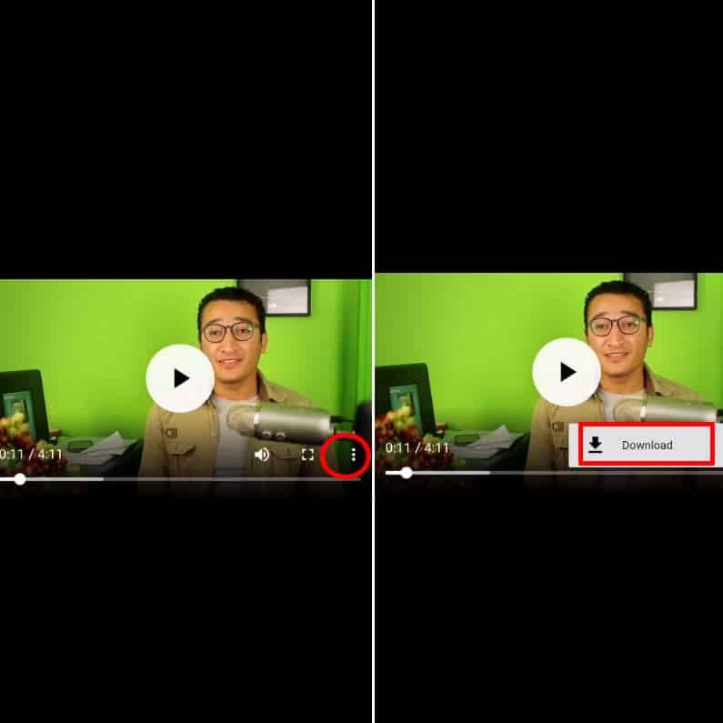 تنزيل فيديو من الفيس بوك للاندرويد