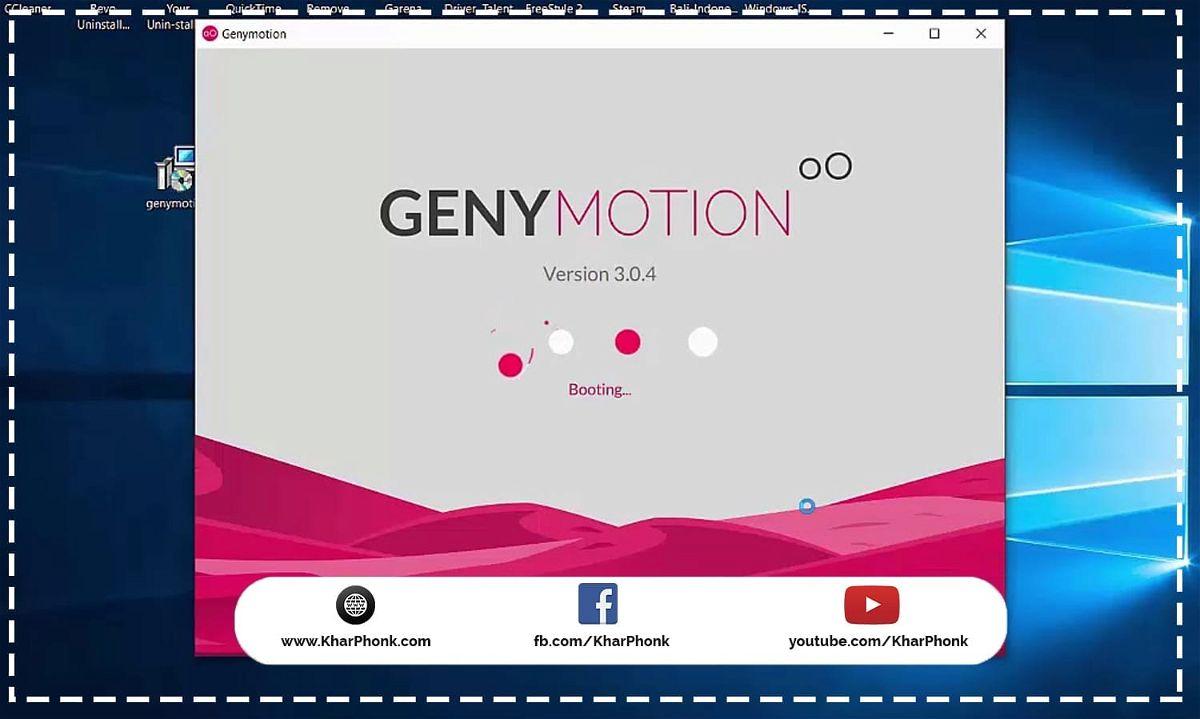 أفضل محاكي اندرويد للمبرمجين برنامج Genymotion