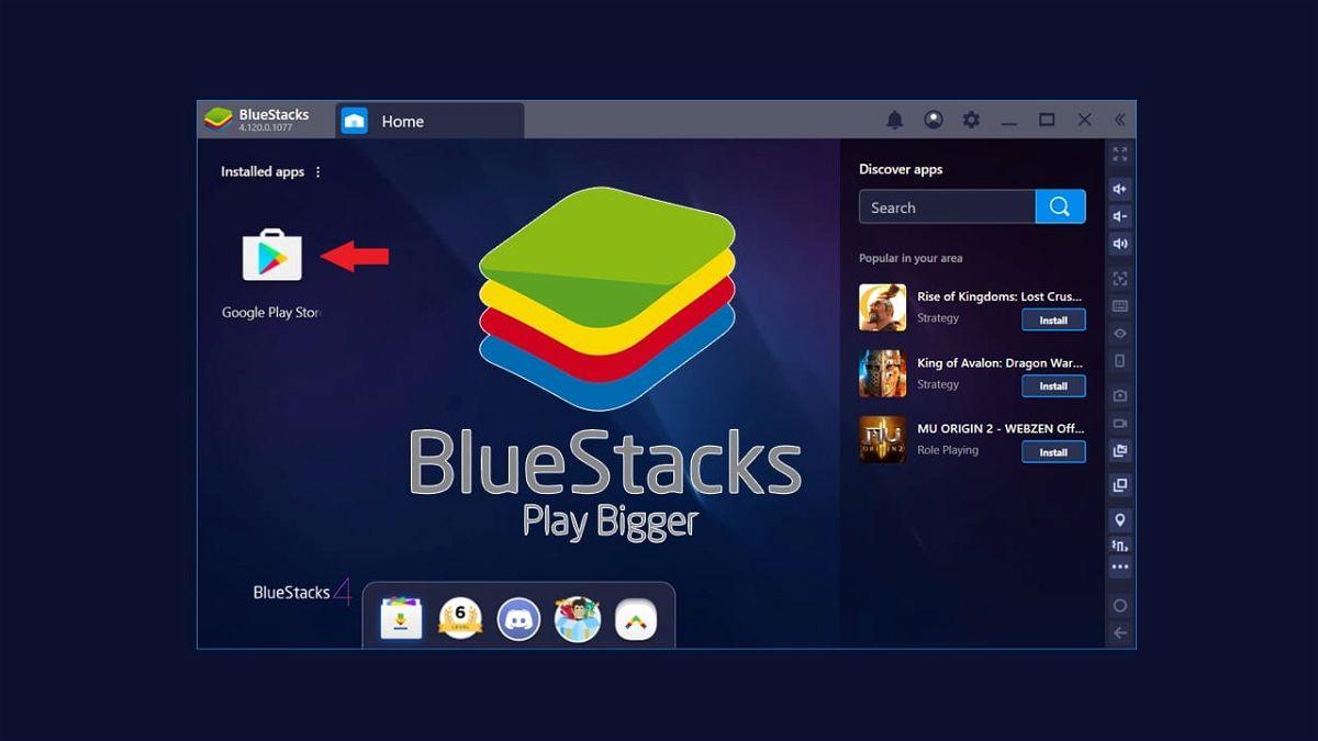 تحميل bluestacks للاجهزة الضعيفة للكمبيوتر 2021