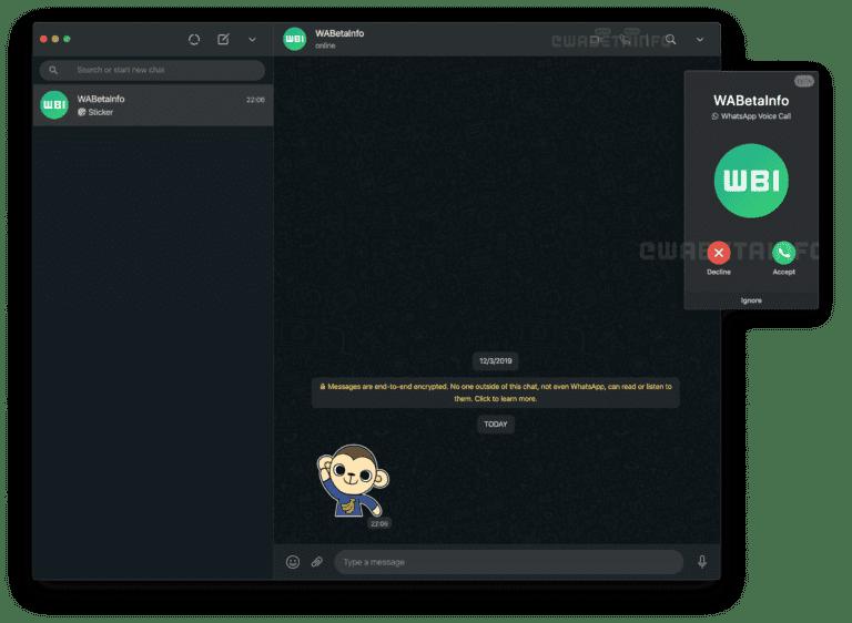 كيفية الرد على المكالمات الصوتية والفيديو في واتس ويب