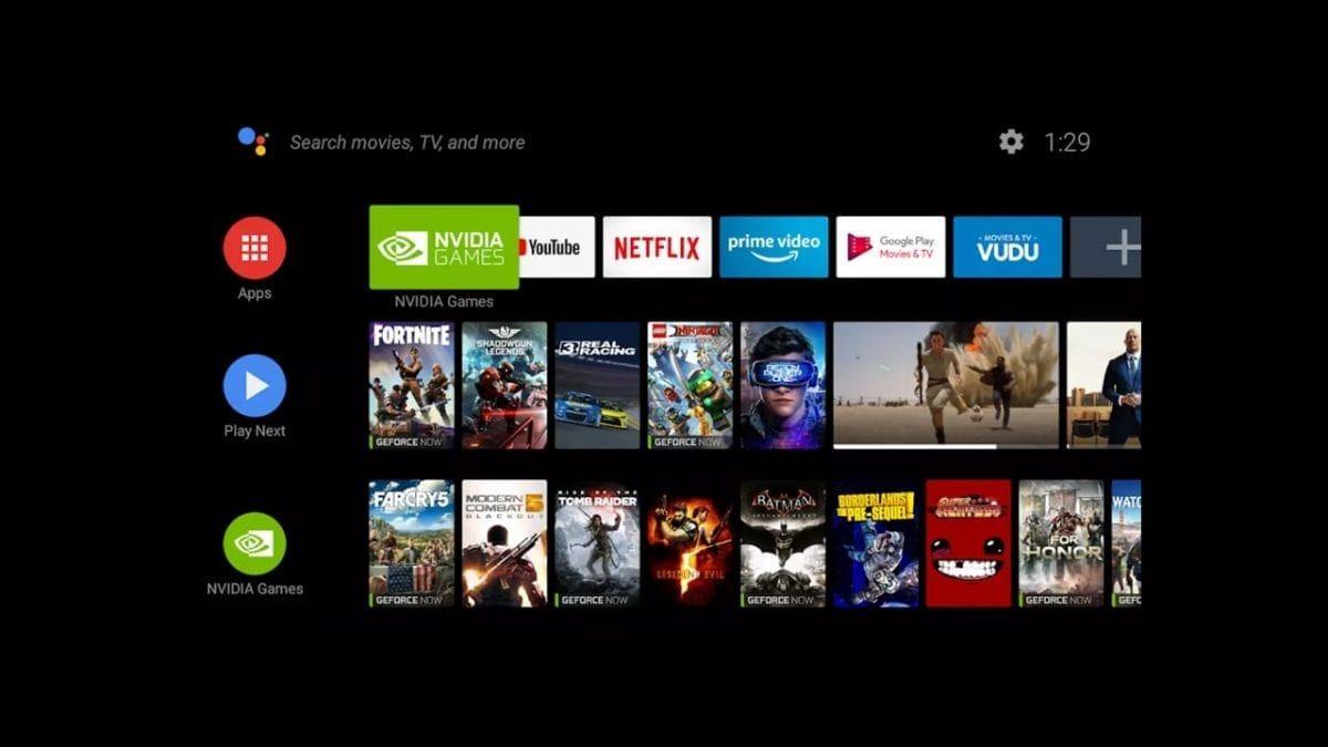 محاكي Nvidia Games لتشغيل ألعاب PS4 على هواتف الاندرويد مجانا