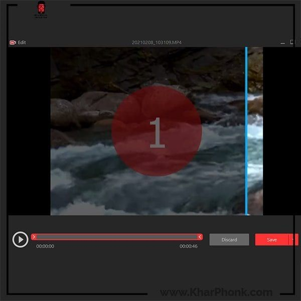 قدرات برنامج IObit Screen Recorder في تسجيل شاشة الكمبيوتر فيديو والمونتاج