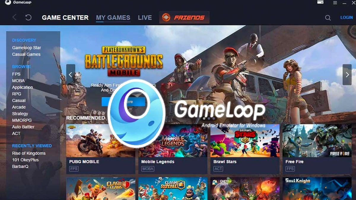 محاكي Game Loop جيم لوب بعد التحديث الجديد 2021 للكمبيوتر من الموقع الرسمي