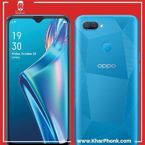 هاتف OPPO A12 واحد من أفضل أنواع الهواتف من شركة اوبو في حدود 2000 جنيه