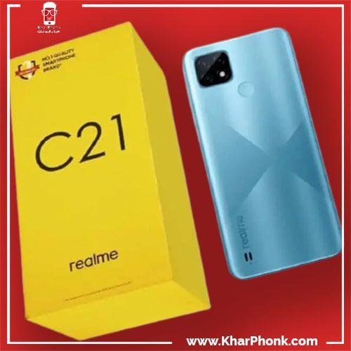 سعر Realme C21