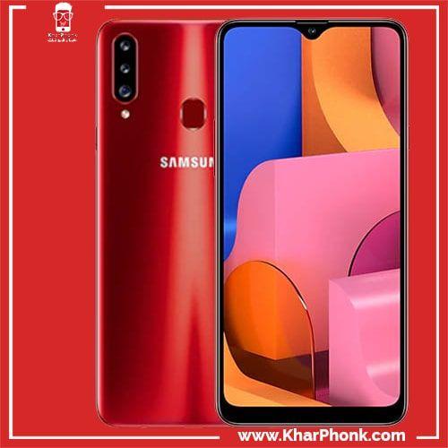 هاتف Samsung Galaxy A20s من ضمن قائمة انواع واسعار موبايلات سامسونج 2021